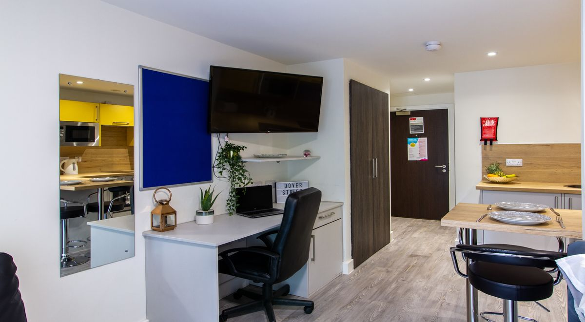 standard studio dover street apartments