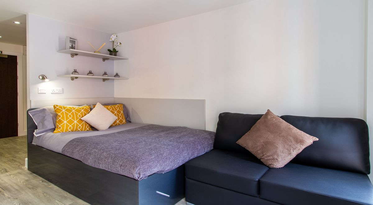 dover street apartments classic studio