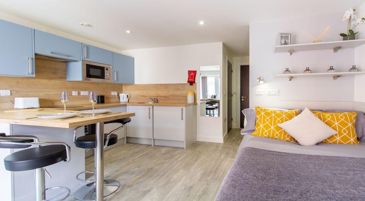 classic studio dover street apartments