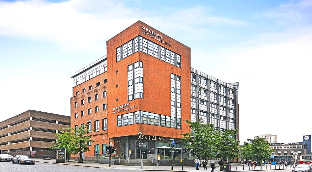 gallery apartments student accommodation glasgow