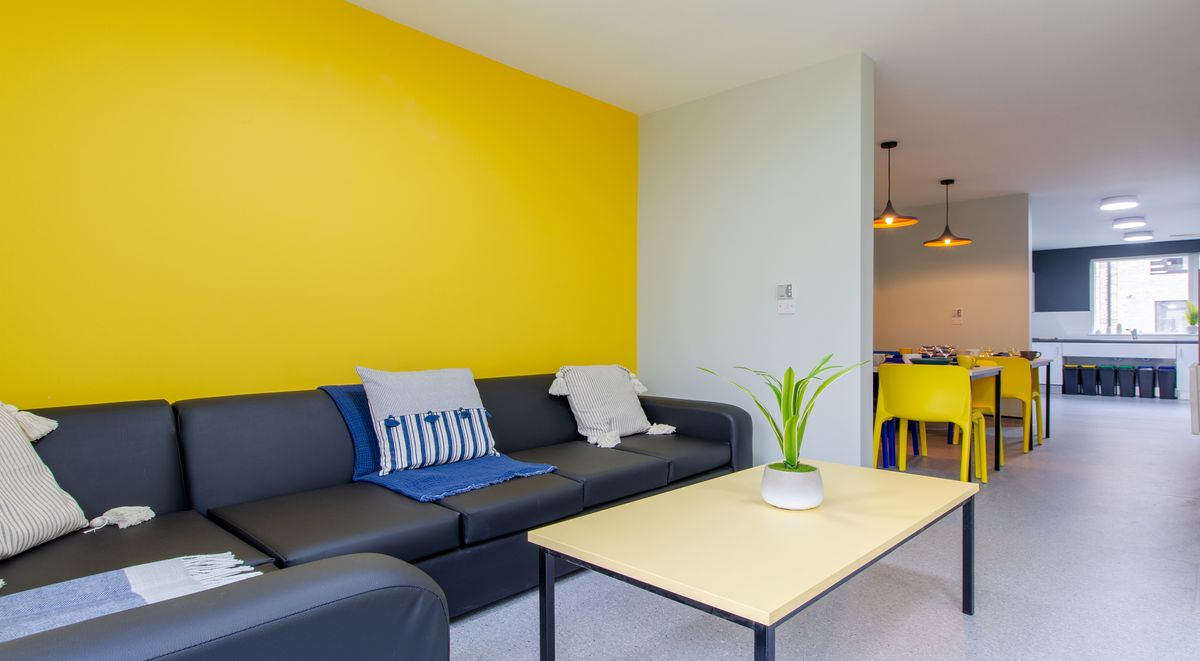 Communal space Westwood Student Mews Warwick Student accommodation