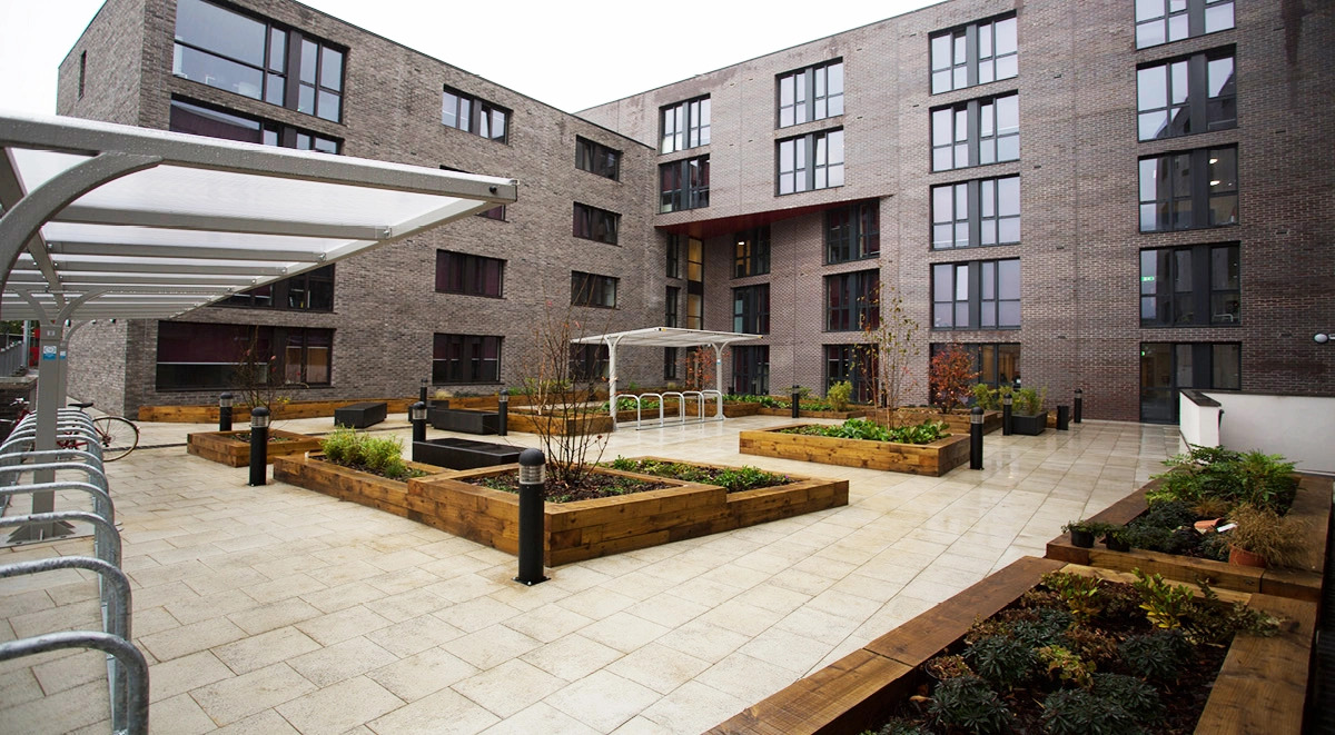 Student accommodation Aberdeen - Powis place