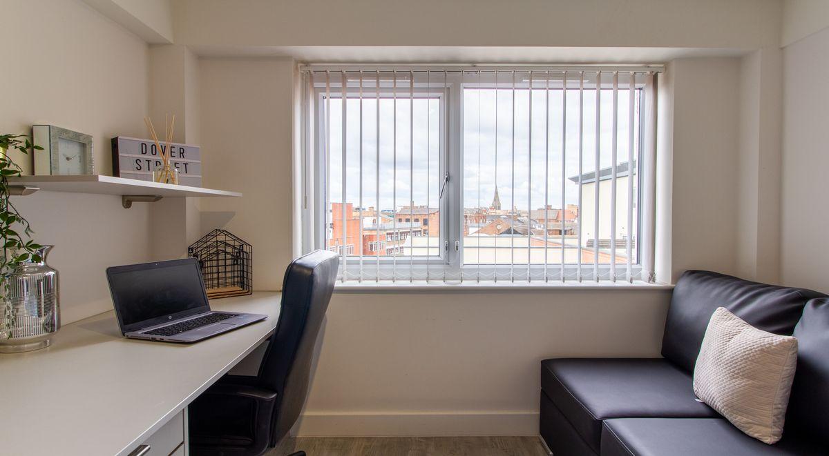 dover street apartments classic en suite
