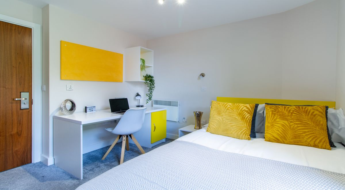 2 bed apartment student accommodation