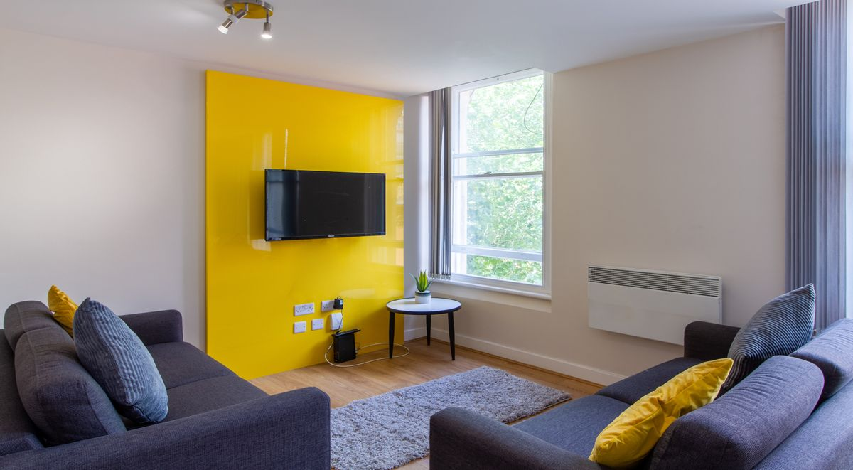2 bed apartment kitchen millstone place