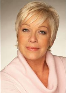 Where is Denise Welch from?