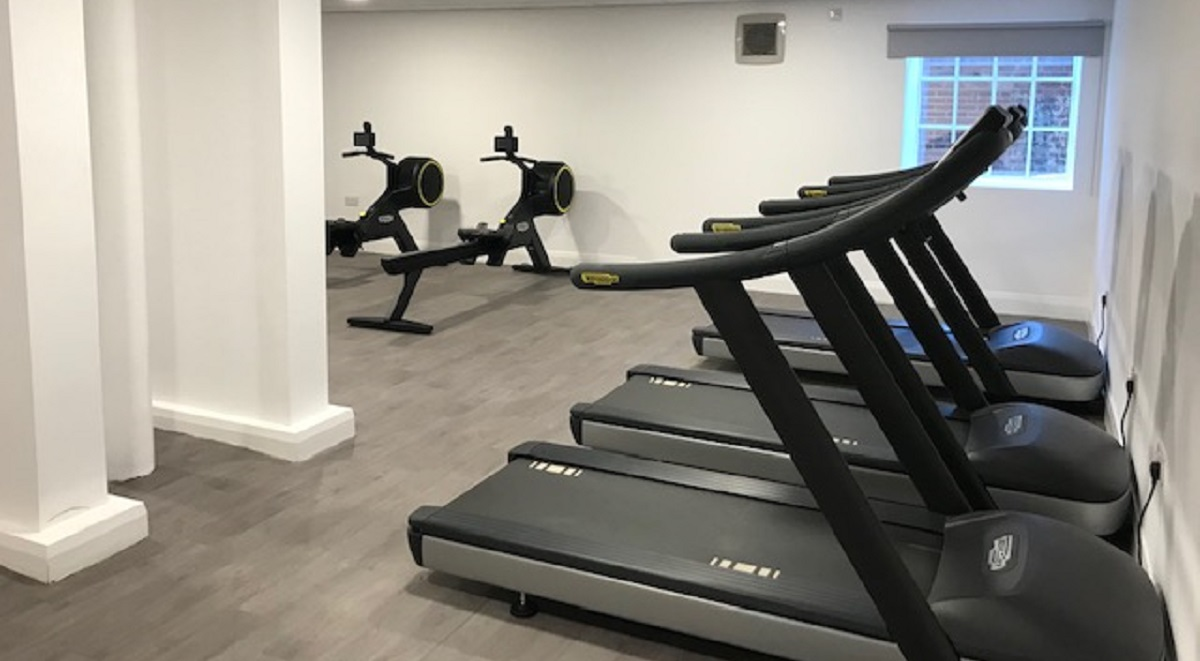 gym in st leondards leicester