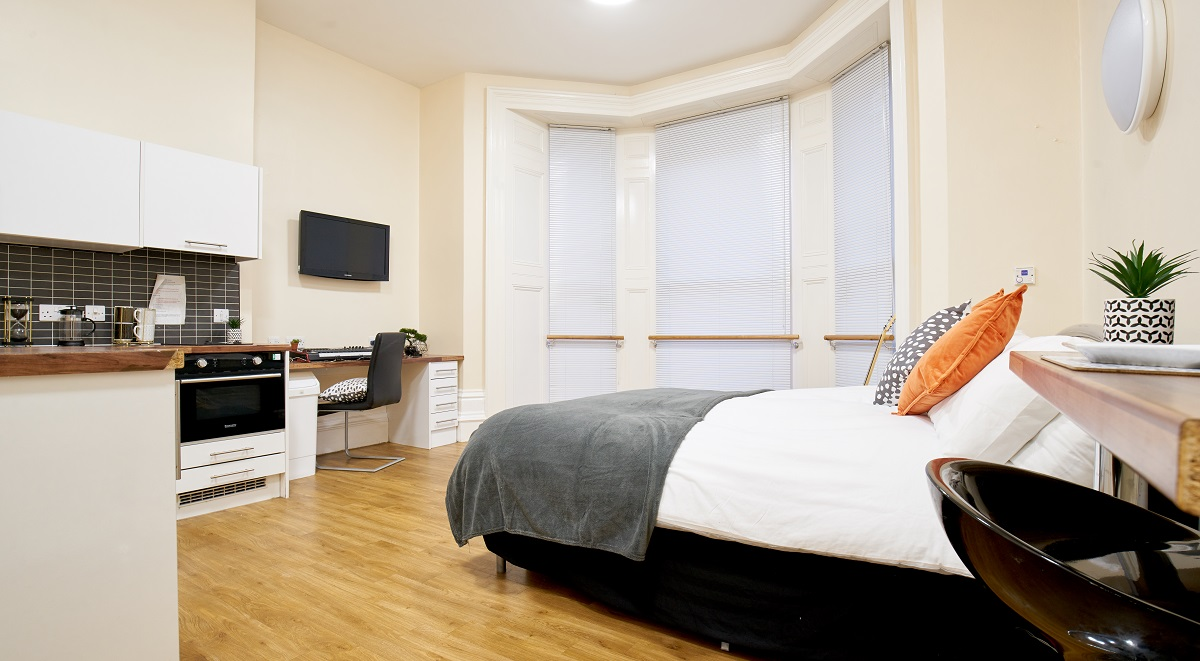 daisybank villas student accommodation manchester