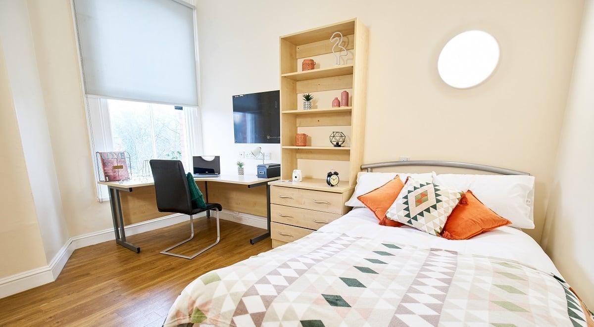 daisybank villas manchester student accommodation