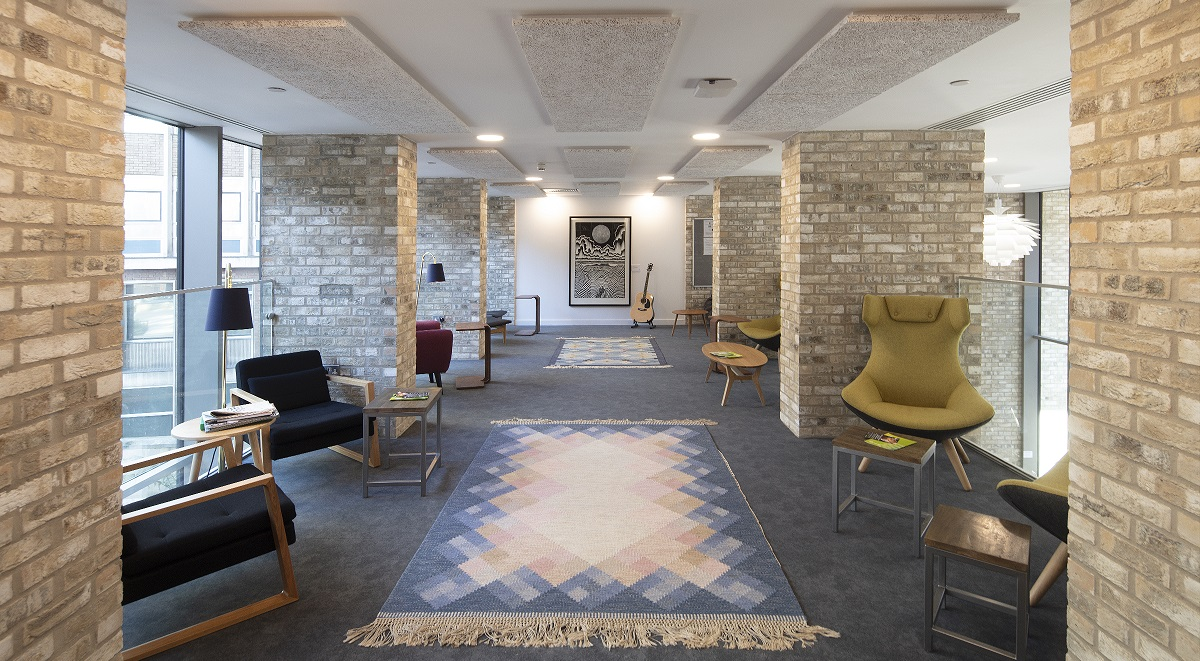 Pablo Fanque House interior
