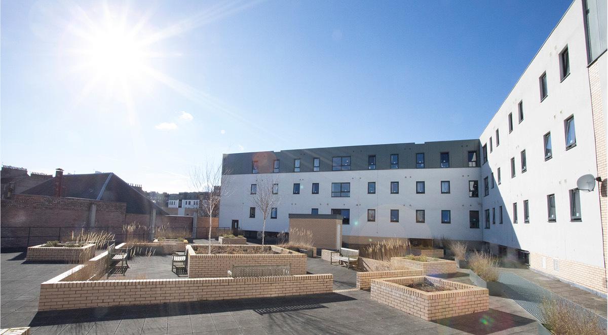 beaverbank place edinburgh student accommodation