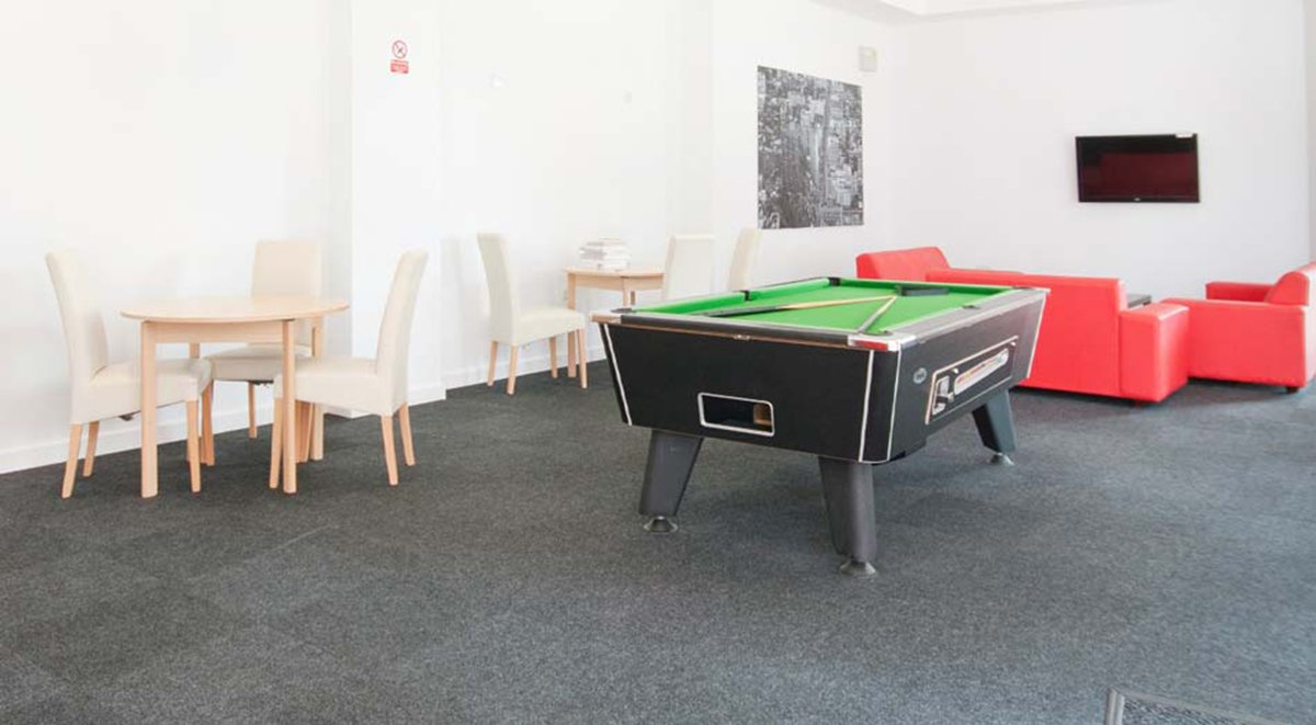 pool and games room brayford quay lincoln