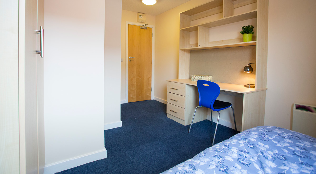 standard square student room brayford quay lincoln