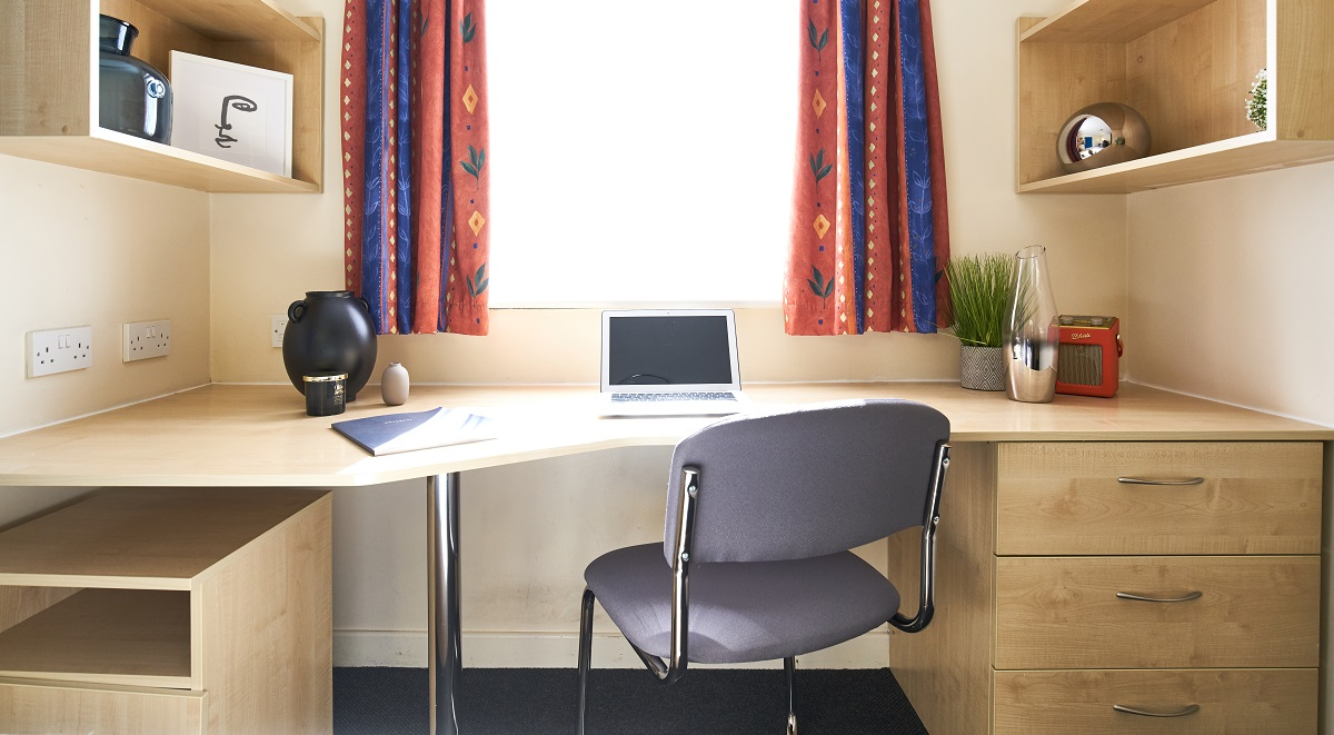 private study College court stoke on trent student accommodation