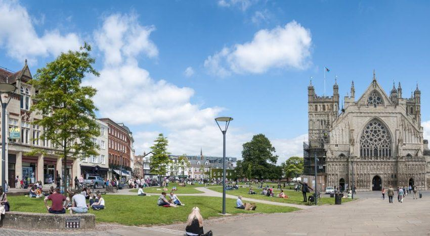 things to do in Exeter