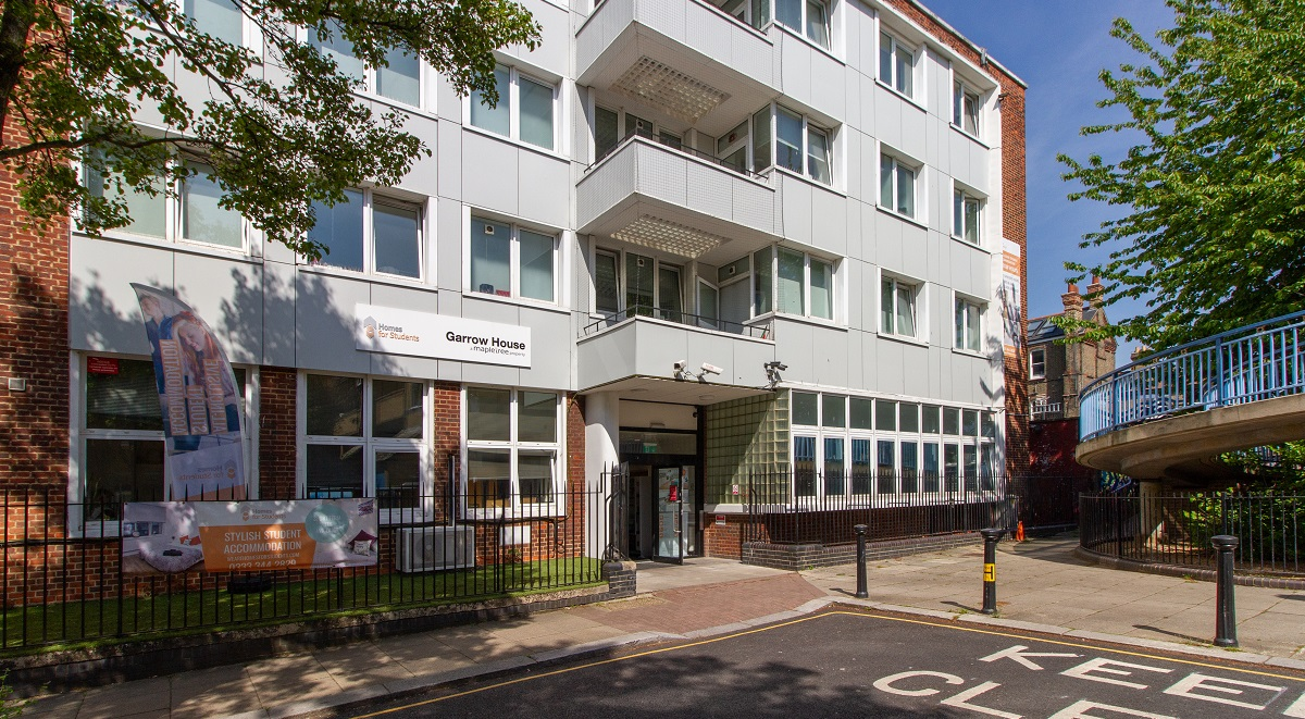garrow house london accommodation