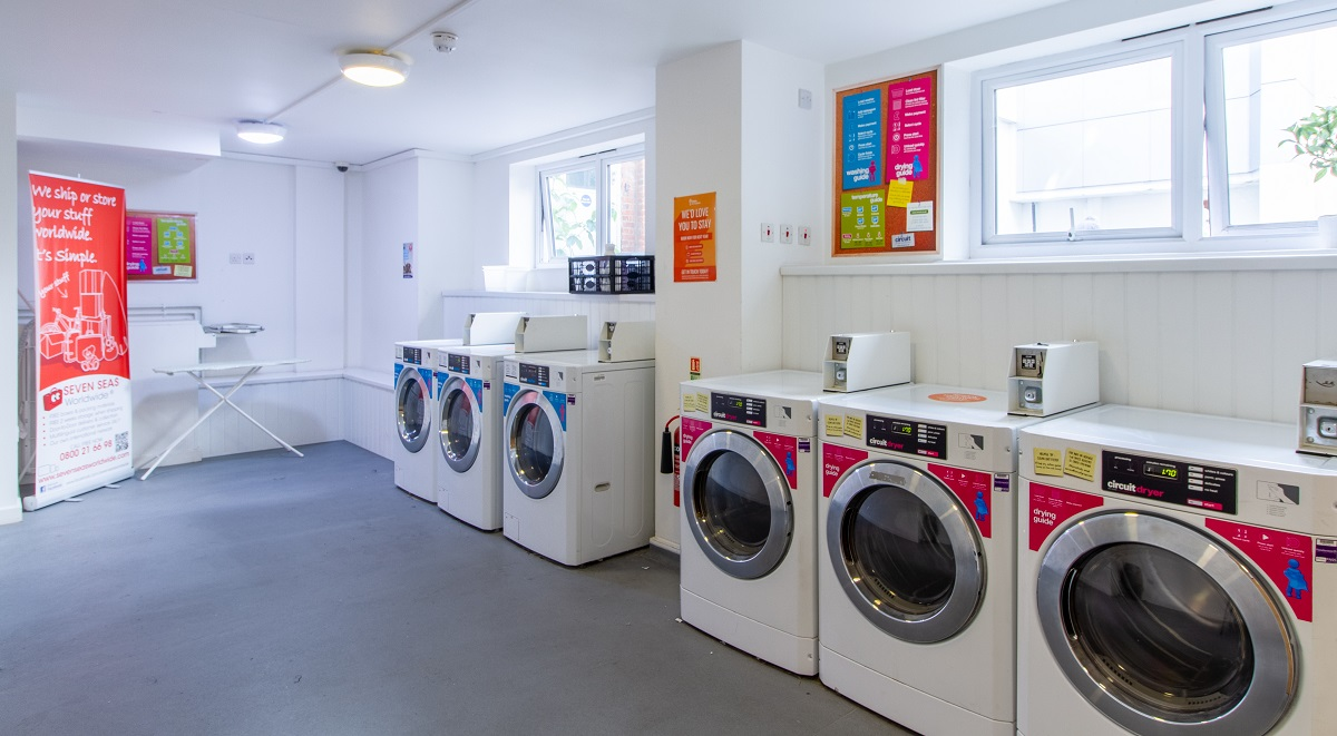 garrow house laundry room