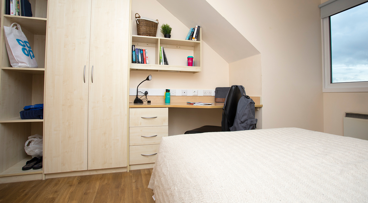 heald court classic five bed student appartment