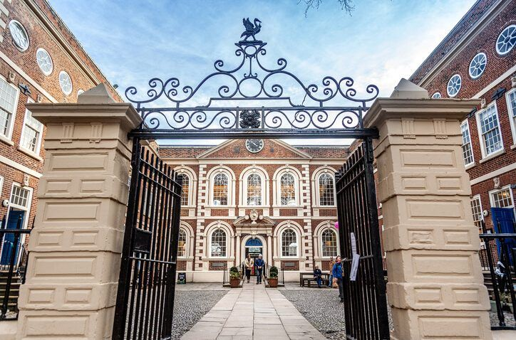 The Bluecoat in Liverpool