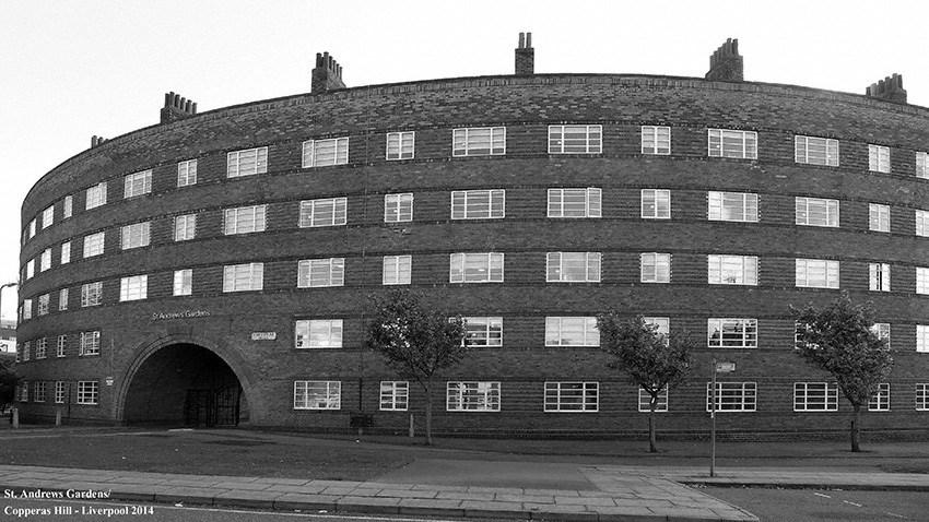 Art deco buildings in Liverpool