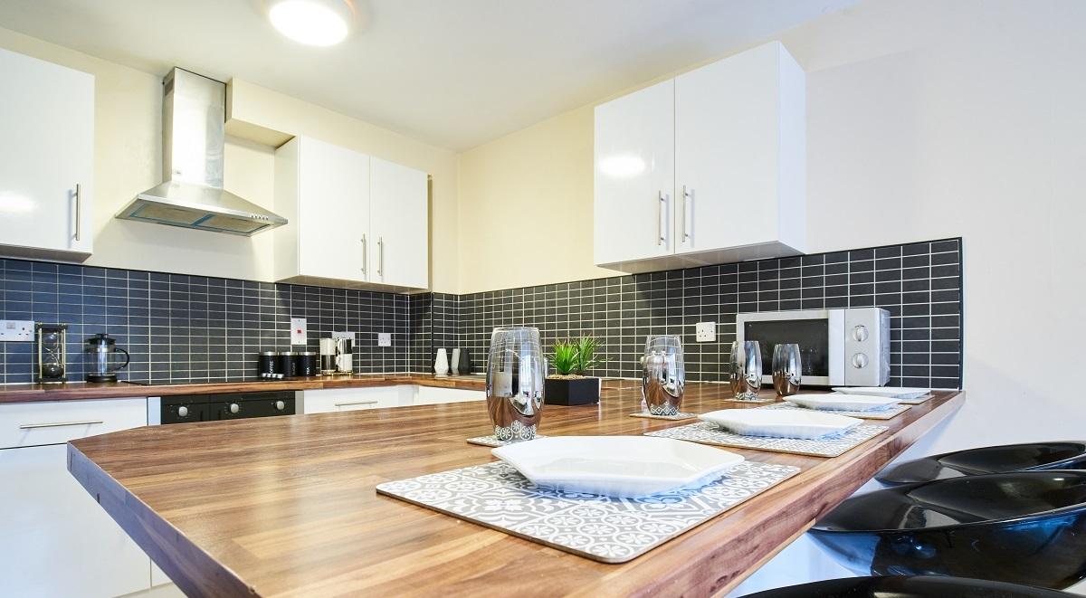 park view manchester kitchen