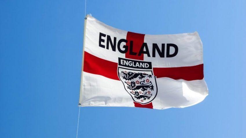 image of England flag