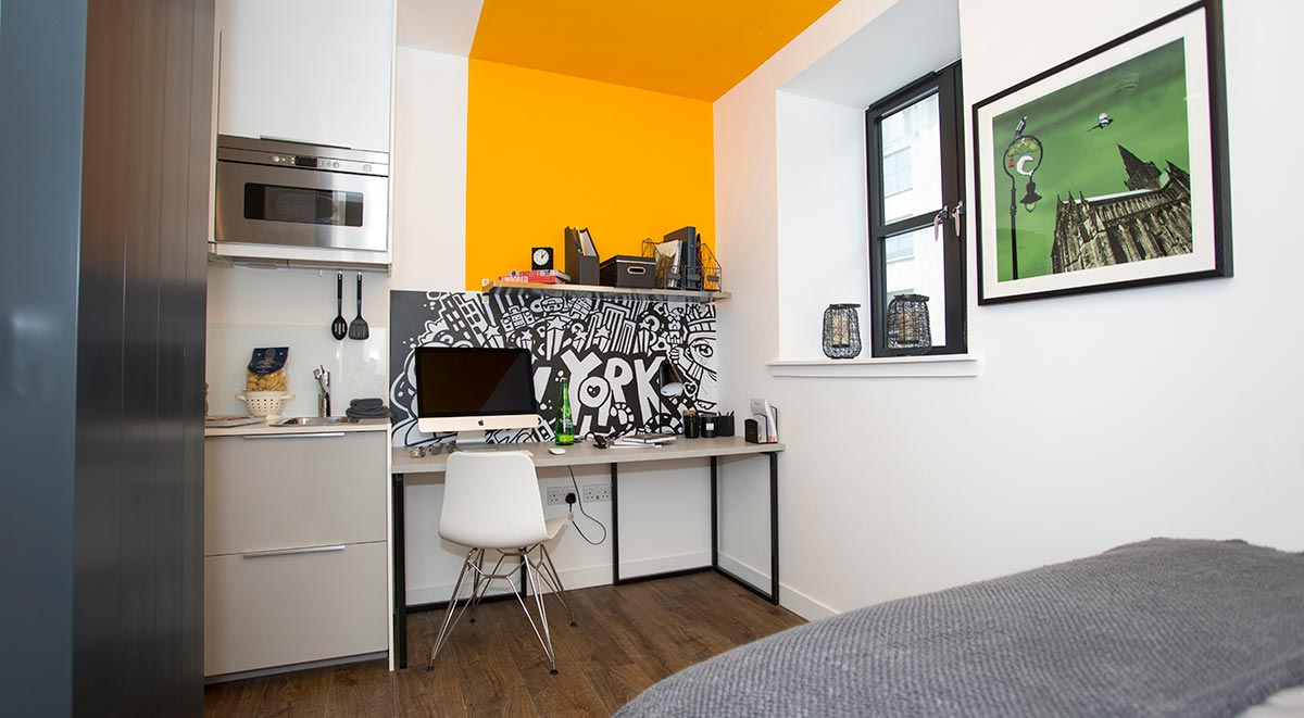 study riverside student accommodation glasgow
