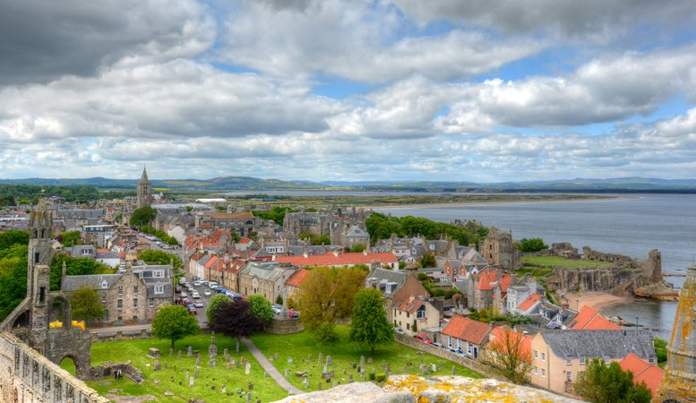 Student Living in St Andrews - Scotland