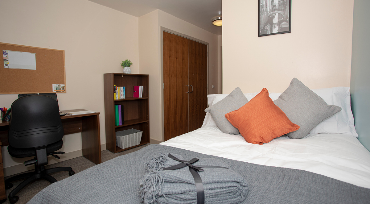 The Wool Factory leister student accommodation classic en suite