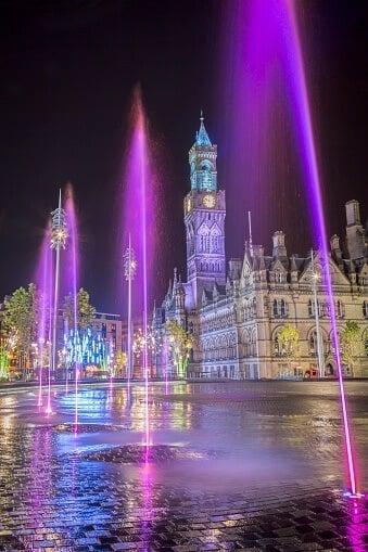 History of Bradford