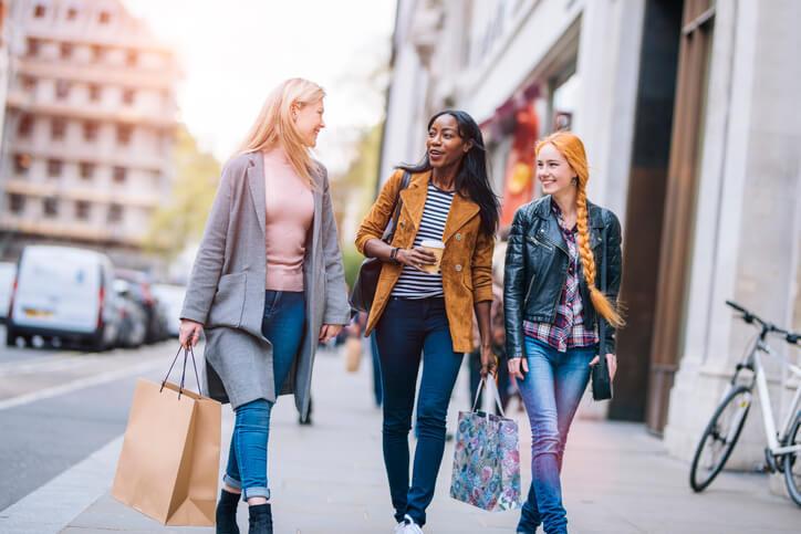student shopping loughborough