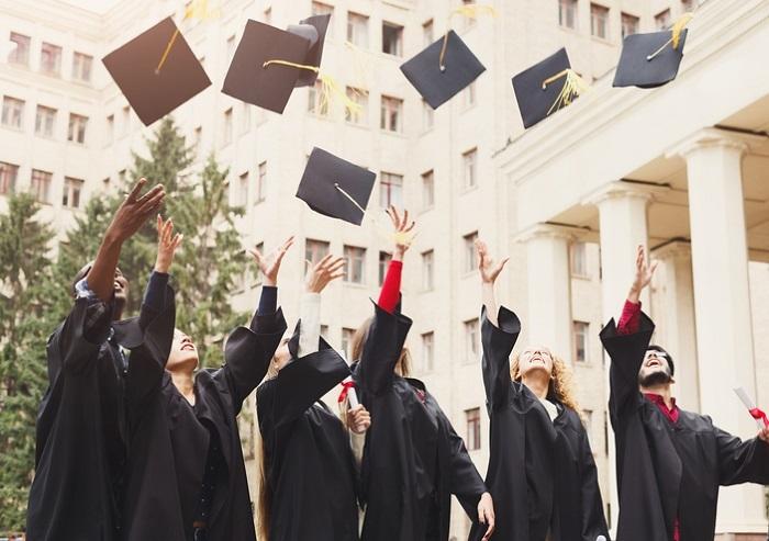 university of exeter graduates celebrate