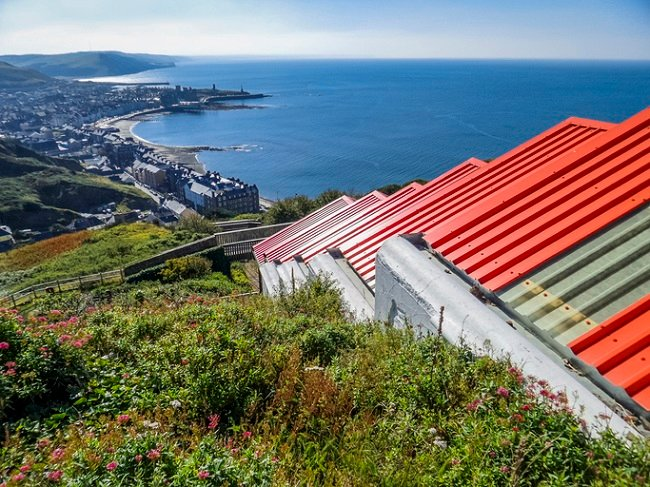 what to do as a student in Aberystwyth