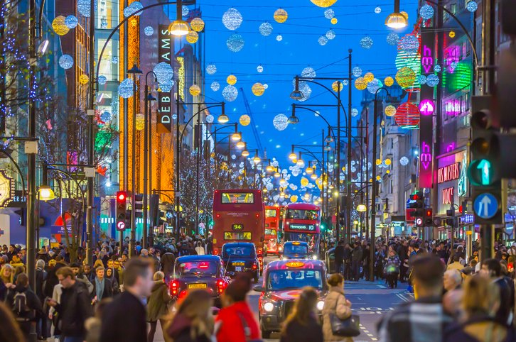 10 Christmas Things To Do in London 2020