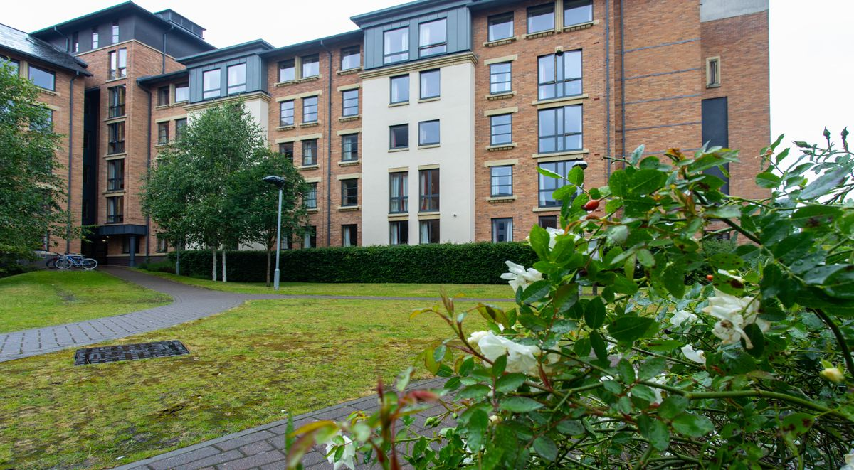 Exterior Abode Student Accommodation