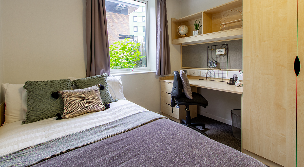 en suite room in the green in bradford