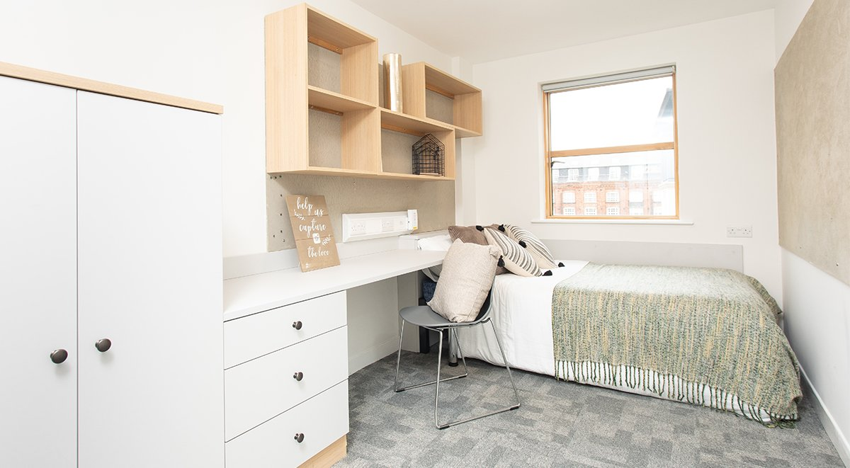 Classic Ensuite Abode Student Accommodation