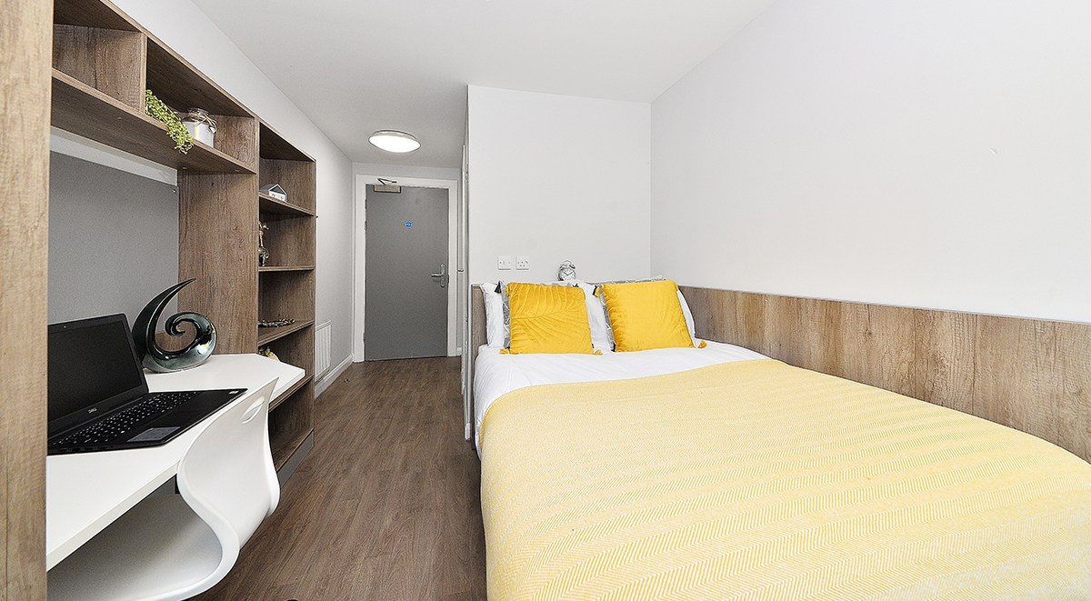 the mill house gold ensuite student accommodation edinburgh