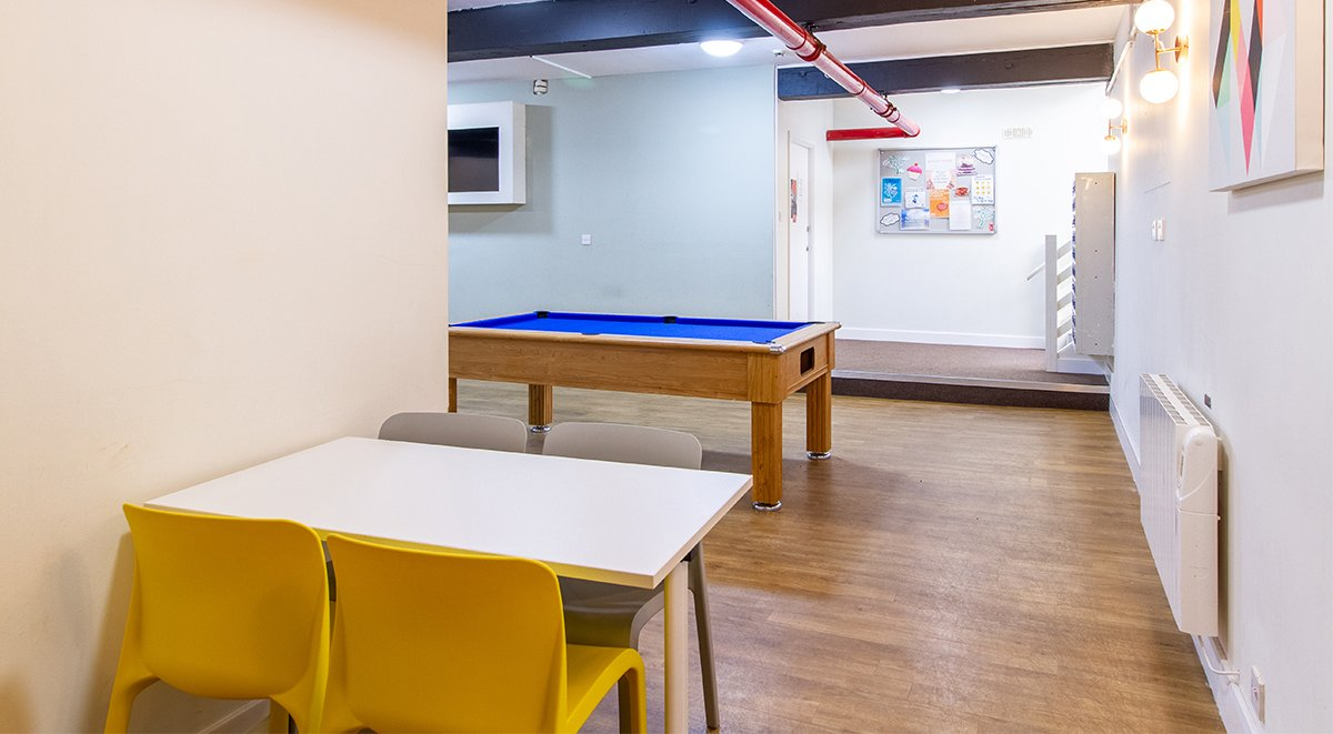 game student accommodation nottingham square