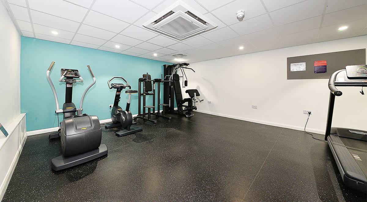 gym in the mill house edinburgh