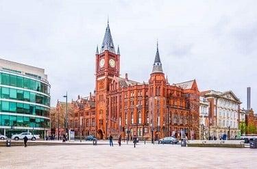 liverpool uni student accommodation Liverpool