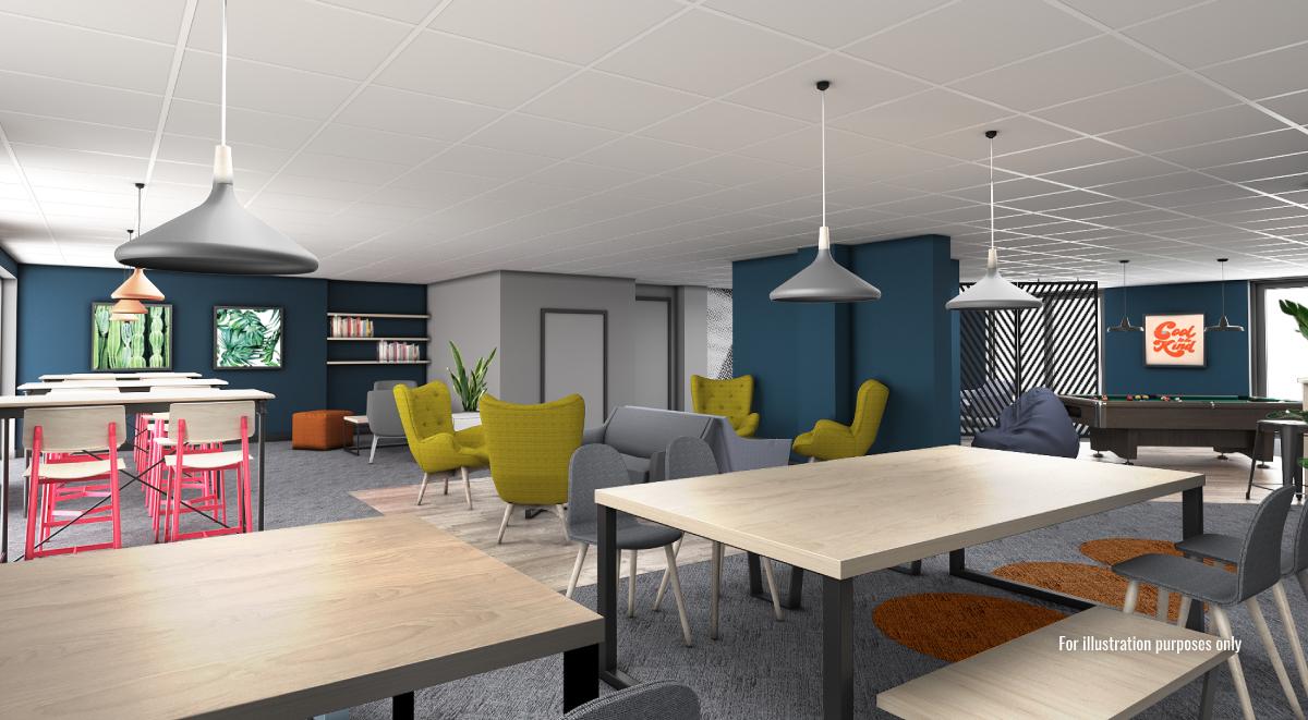 Lounge Abode Student Accommodation
