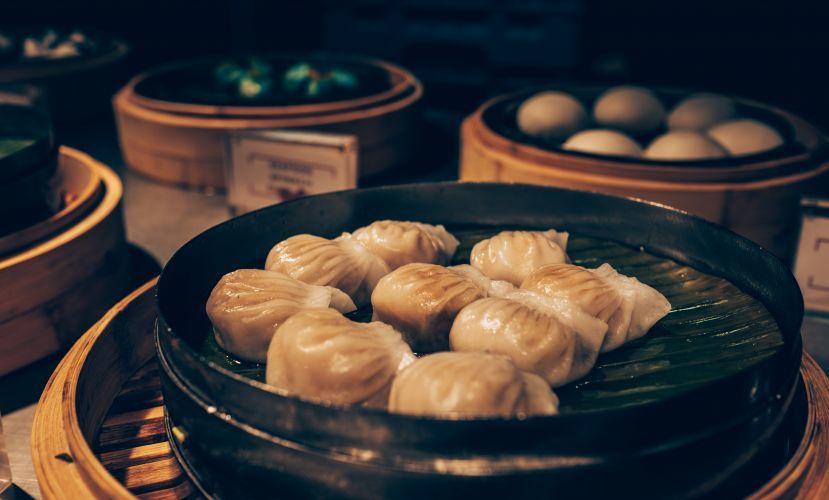 Chinatown Manchester Dim Sum restaurant
