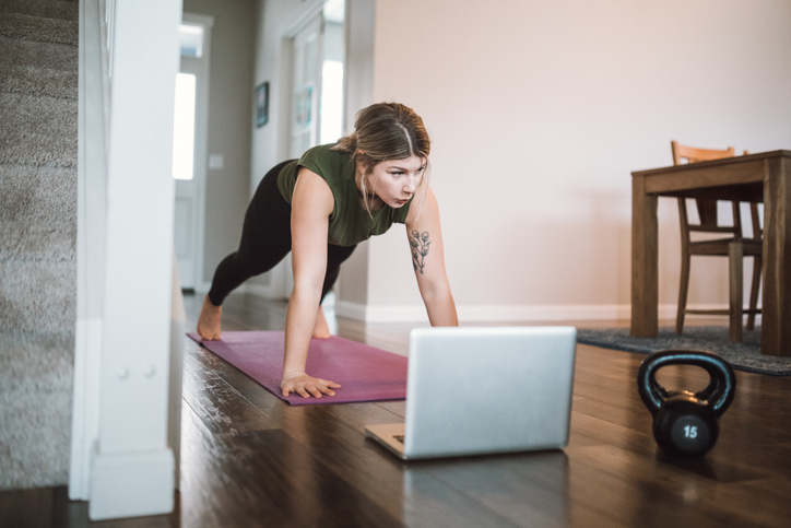 mindful exercise helps anxiety