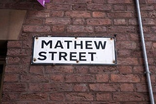Matthew Street popular with Students of student accommodation Liverpool