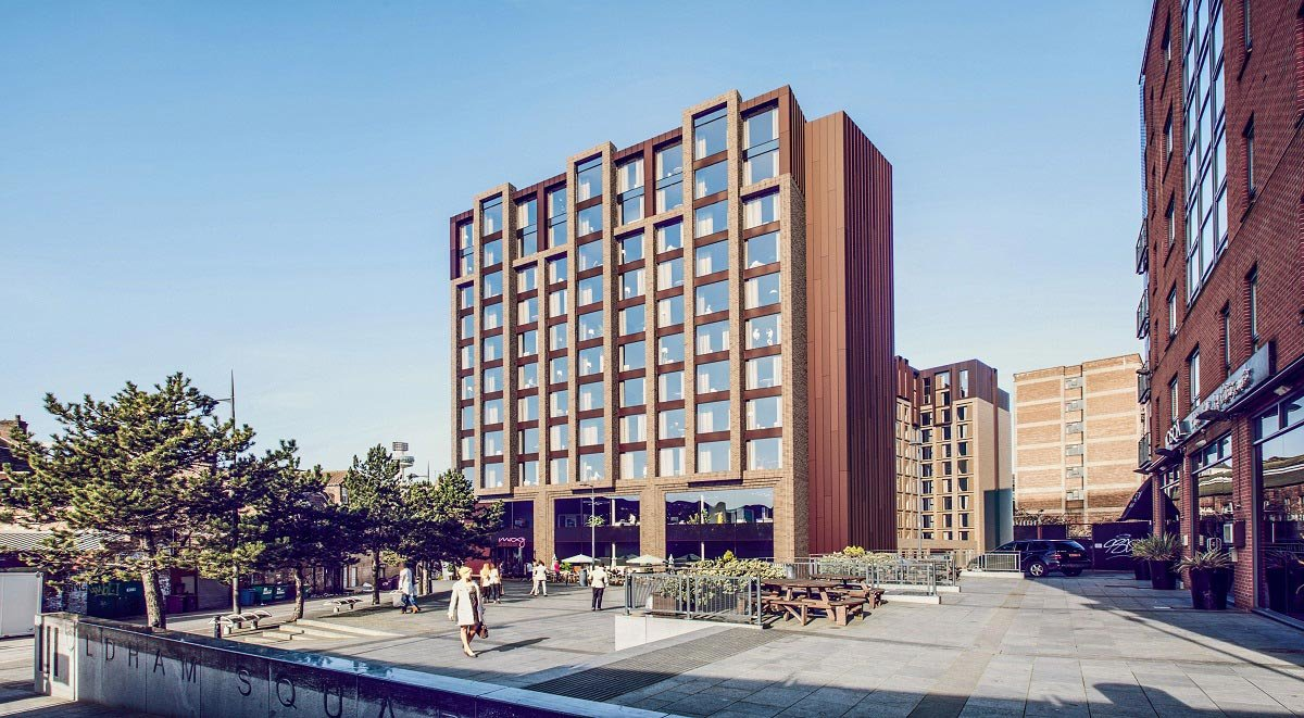 Bowline Student Accommodation Liverpool