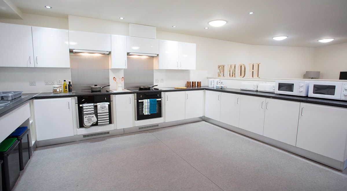 student accommodation in aberdeen at powis place