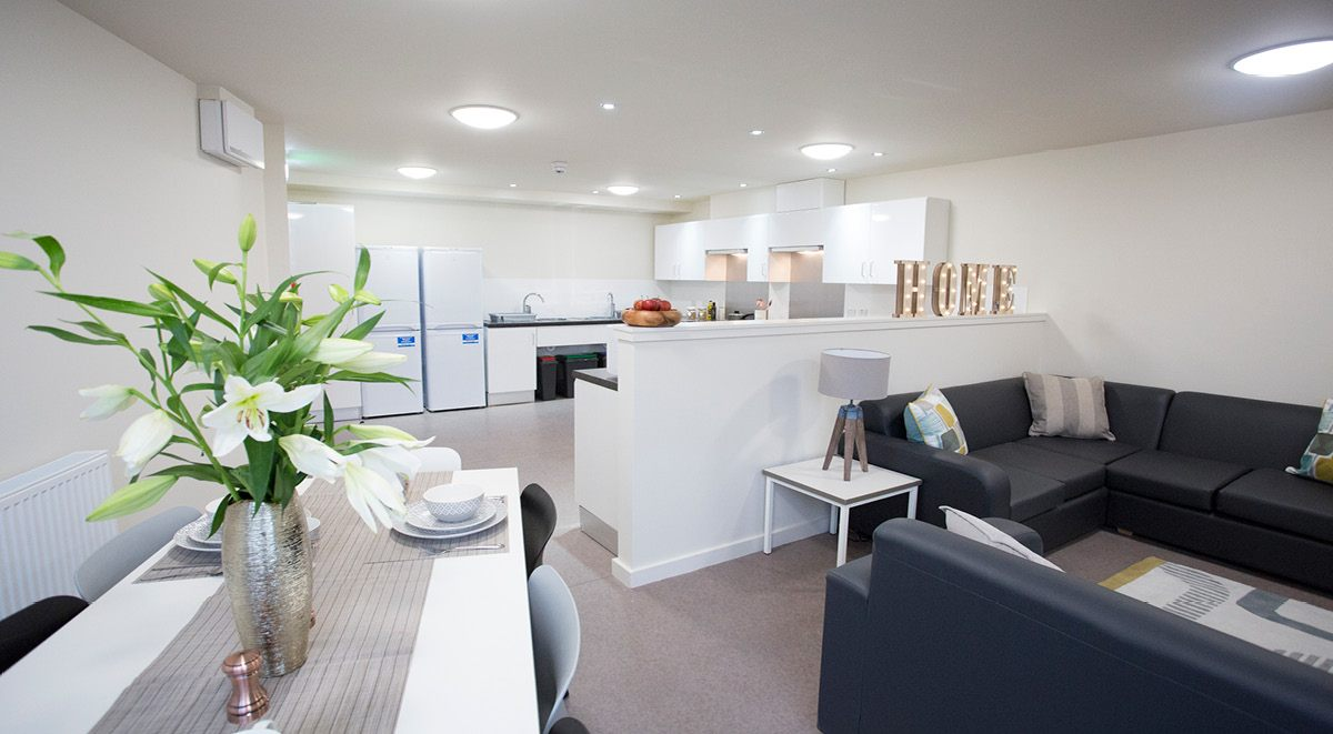 student accommodation in powis place aberdeen