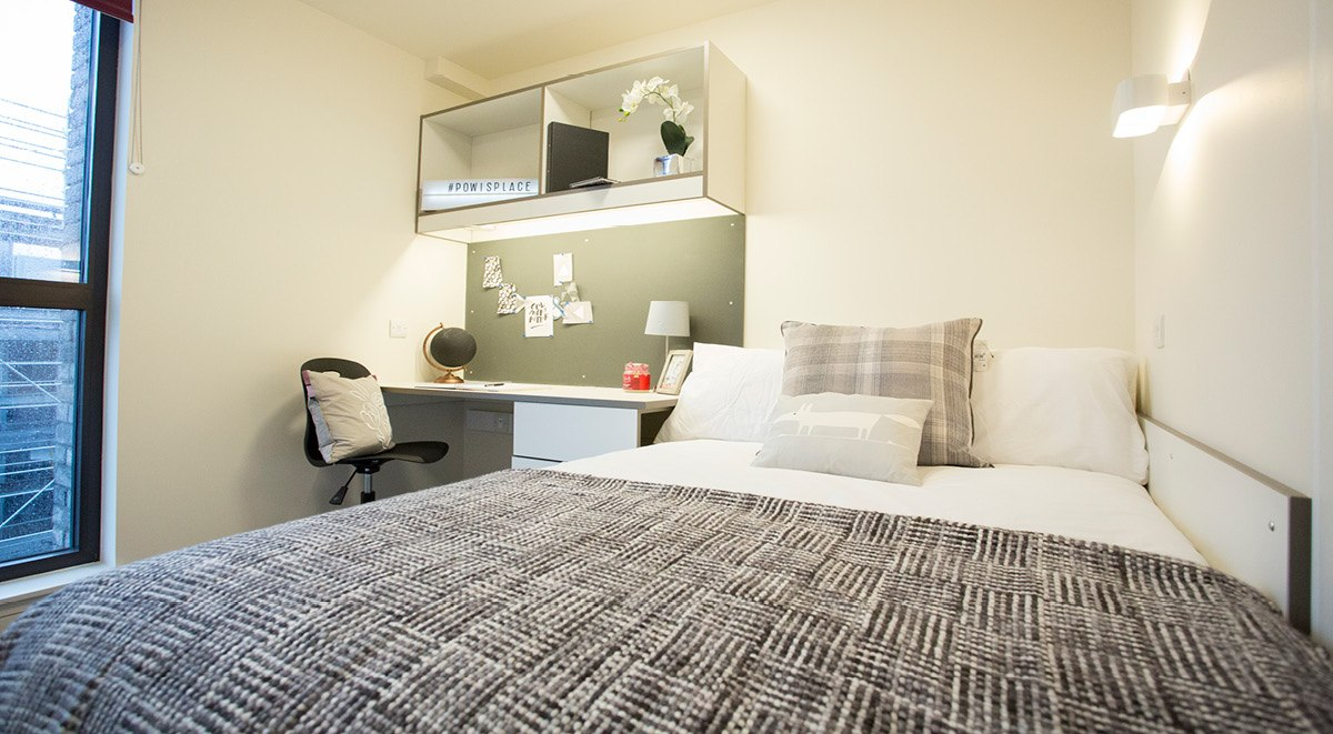 Powis Place student accommodation in aberdeen