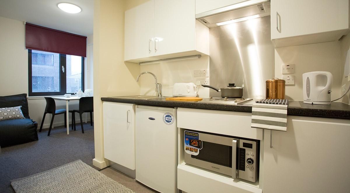 powis place kitchen in aberdeen